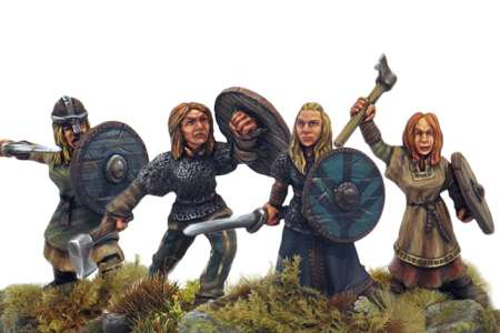 Believable Female Miniatures - Why?